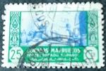 Stamps Spain -  Marruecos español. Artesanía