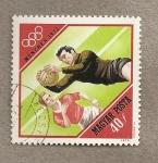 Stamps Hungary -  Juegos Olímpicos Munich 1972