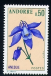 Stamps Andorra -  ancolie