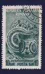 Stamps Romania -  Ceramica