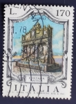 Stamps Italy -  Fuentes