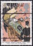 Stamps : Europe : United_Kingdom :  ambulancia
