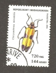 Stamps : Africa : Madagascar :  INTERCAMBIO