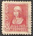 Stamps : Europe : Spain :  857 - Isabel la Católica