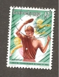Stamps : Europe : Luxembourg :  INTERCAMBIO