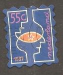 Stamps : Europe : Netherlands :  INTERCAMBIO