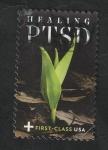 Stamps : America : United_States :  7 - Lucha contra el estrés postraumático