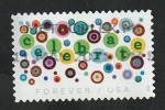 Stamps : America : United_States :  5291 - Celebraciones