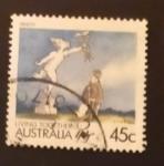 Stamps Australia -  Conviviendo