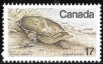 Stamps : America : Canada :  Canadá-cambio