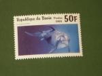 Stamps Africa - Benin -  Delfin