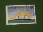 Stamps Africa - Benin -  Barco