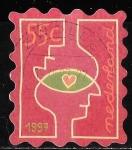Stamps : Europe : Netherlands :  Holanda-cambio