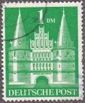 Sellos del Mundo : Europa : Alemania : DE 658b (Scott)