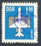 Stamps Germany -  Correo aéreo