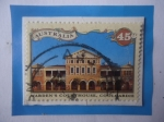Stamps Oceania - Australia -  Warden´s Courthouse-Localidad de Coolgardie-Juzgado del Alcaide - Coolgardie.