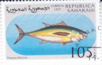 Stamps  -  -  SAHARAWI-intercambio