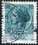 Sellos de Europa - Italia -  Republica Italiana