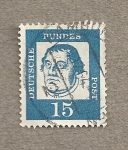 Stamps Germany -  Cara