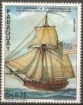 Stamps Paraguay -  Bicentenario de los EEUU