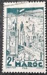 Stamps France -  MARRUECOS FRANCÉS 1945. Fez