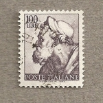 Stamps Italy -  Anciano