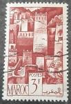 Stamps Europe - France -  MARRUECOS FRANCÉS 1947. Fortaleza