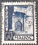 Stamps France -  MARRUECOS FRANCÉS 1949. Fuente Nedjarine, Fez
