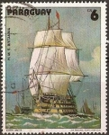 Sellos de America - Paraguay -  Barco