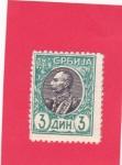 Stamps  -  -  SERBIA-intercambio