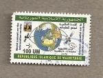 Stamps Mauritania -  Cumbre sobre la sociedad de la información
