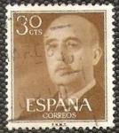 Sellos de Europa - España -  1147 - General Franco