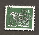 Sellos de Europa - Irlanda -  INTERCAMBIO