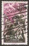 Stamps Spain -  XX aniversario alzamiento nacional