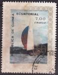 Stamps Equatorial Guinea -  Vela