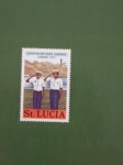 Stamps America - Saint Lucia -