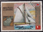 Stamps Equatorial Guinea -  Golden Vanity