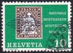 Sellos de Europa - Suiza -  Exposición filatélica nacional Berna
