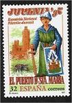 Sellos de Europa - España -  Filatelia Juvenil 1997. Exposición de Sellos Juveniles JUVENIA '97