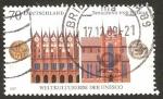 Sellos de Europa - Alemania -  sede de la UNESCO