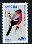 Stamps Andorra -  Protección de la Naturaleza