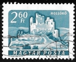 Stamps : Europe : Hungary :  Hunría-cambio