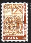 Stamps : Europe : Spain :  Navidad