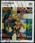 Sellos de America - Colombia -  America