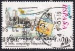 Stamps Spain -  Recorremos el Mundo