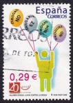 Stamps : Europe : Spain :  Drogas No