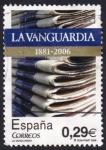 Stamps : Europe : Spain :  La Vanguardia