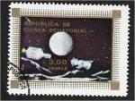 Stamps : Africa : Equatorial_Guinea :  Aviación, vuelo espacial y U.I.T. (I.T.U.). Apolo - Soyuz