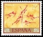 Sellos de Europa - España -  España 1779 ** Pintura Rupestre
