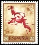 Sellos de Europa - España -  España 1783 ** Pintura Rupestre